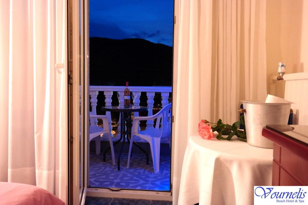 Vournelis Beach Hotel Spa